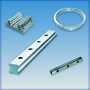 Linear guideway parts